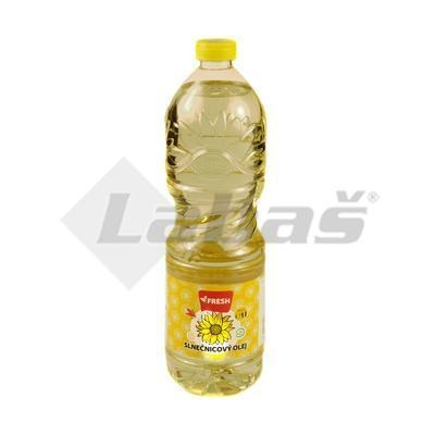 Picture of SUNFLOWER OIL REFINED 1l PET FRESH