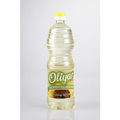 Picture of SUNFLOWER OIL 1l 100% OLIYAR