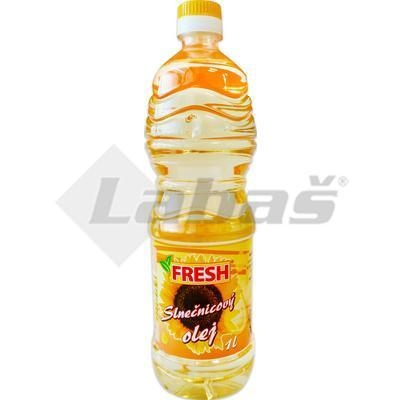 Picture of SUNFLOWER OIL 100% 1l PET FRESH