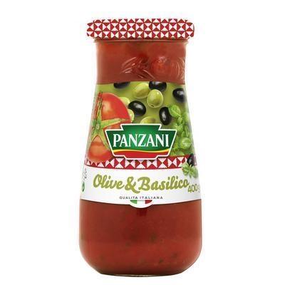 Picture of OLIVE & BASILICO SAUCE 400g PANZANI