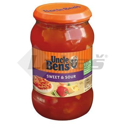 Picture of SWEET SOUR SAUCE 400g UNCLE BENS