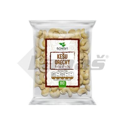 Picture of CASHEW NUTS ORGANIC 100g BONITAS