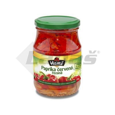 Picture of RED PEPPER - PAPER CUTS 340g / PP 170g HAMÉ