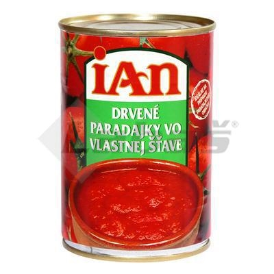 Picture of PARADAYS CRUSHED IN OWN JUICE 400g IAN