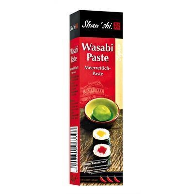 Picture of PASTA WASABI 43g SHAN´SHI
