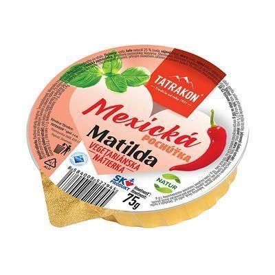 Picture of POMETTE MEXICAN DELICIOUS MATILDA VEGGIE 75g TATRAKON