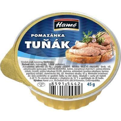 Picture of TUNA COATING PATE 45g AL HAMÉ