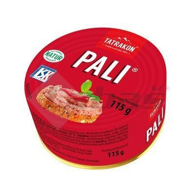 Picture of PALI PASTE SPICY MEAT COATING 115g TATRAKON