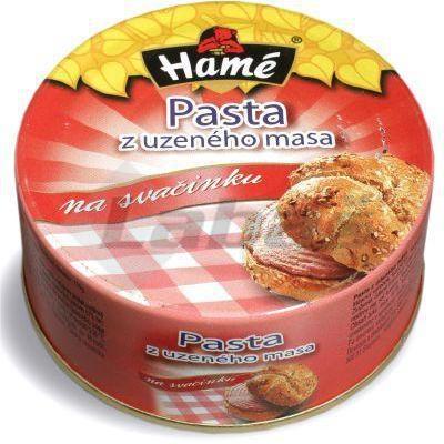 Picture of SMOKED MEAT PASTE POMETTE 115g HAMÉ BEZLEP