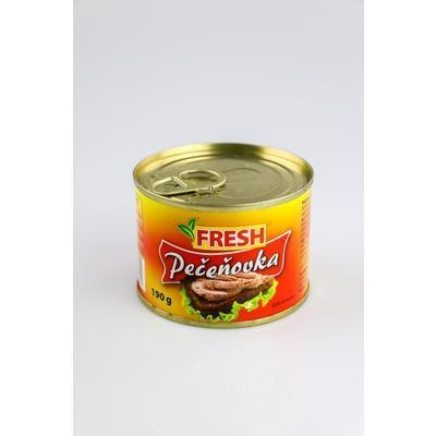 Picture of LIVER PATE 190g FRESH