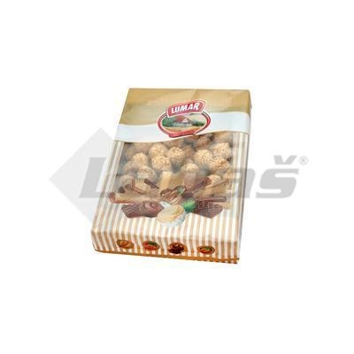 Picture of BAKERY TEA WRAPPED VAFL BALLS WITH PEANUT FULL 800g LUMAR