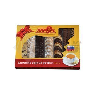Picture of BAKERY TEA MIXTURE 1000g LUX MAJA