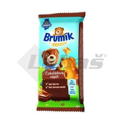 Picture of BAKE FINE BEBE BRUMÍK CHOCOLATE FILLING 30g