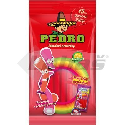 Picture of PELENDREK STRAWBERRY 85g PEDRO