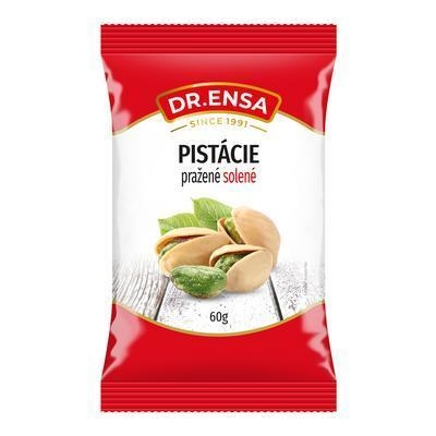 Picture of ROAST SALTED PISTACHIONS 60g DR.ENSA
