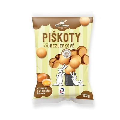 Picture of GLUTEN - FREE PICCOTES 120g GLUTEN - FREE