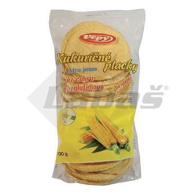Picture of MAIZE PANCAKES 100g GLUTEN GLUTES