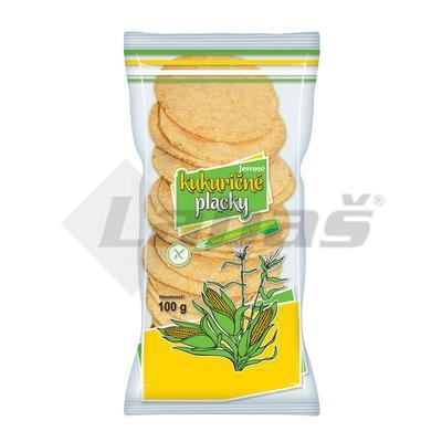 Picture of MAIZE PANCAKES 100g FINE TOL GLUTEN-FREE