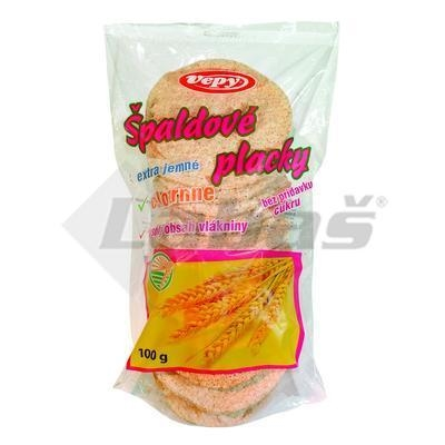 Picture of SPELLED PANELS 100g WHOLEWHEAT