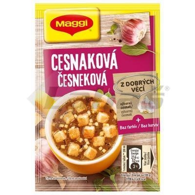 Picture of INSTANT GARLIC SOUP 12g MAGGI TASTY PAUSE