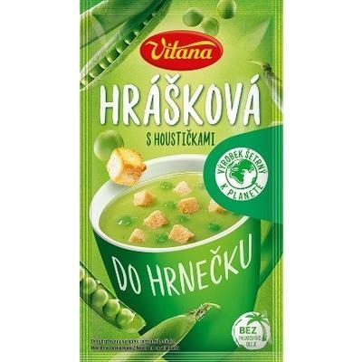Picture of INSTANT PEAS SOUP 27g FOR VITANA MUG