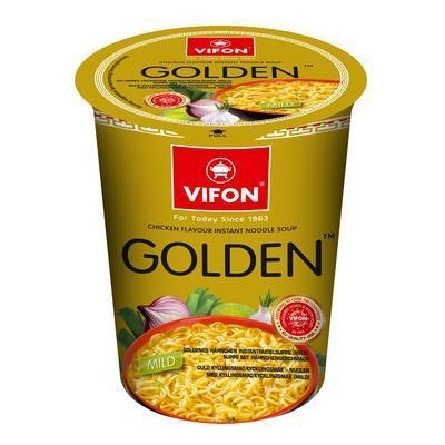 Picture of GOLD FINE GOLD INSTANT CHICKEN IN A CUP CUP. 60g VIFON