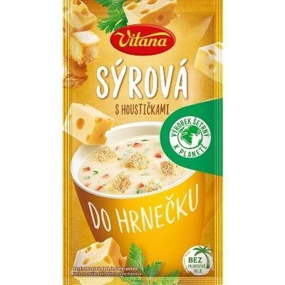 Picture of INSTANT CHEESE SOUP 22g FOR VITANA MUG