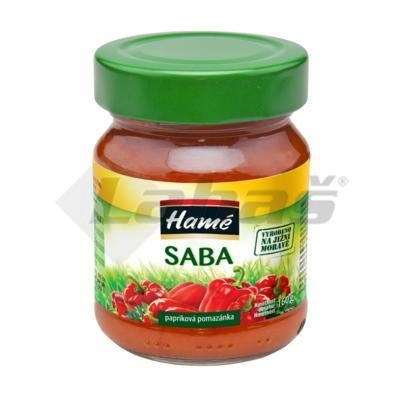 Picture of PEPPER SABA SPREAD 160g HAMÉ