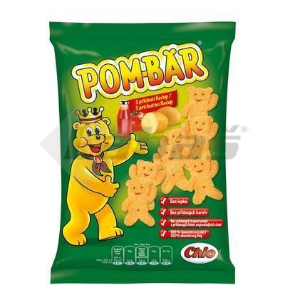 Picture of POM-BÄR KEČUP 50g CHIO BEZLEP