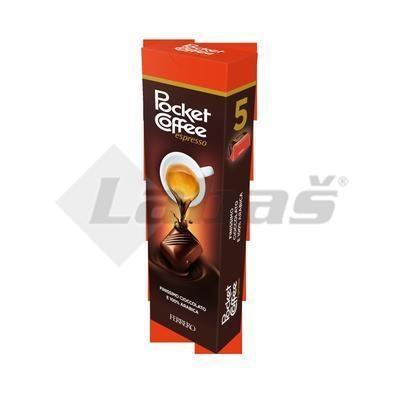 Picture of PRALINKA POCKET COFFEE 62.5g