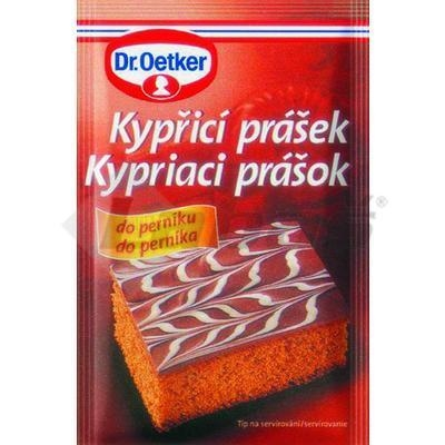 Picture of Gingerbread powder 20g OETKER