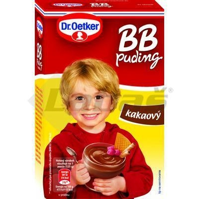 Picture of BB COCOA PUDDING 250g OETKER