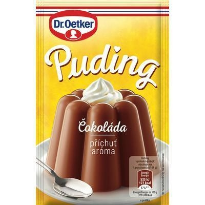 Picture of CHOCOLATE PUDDING FLAVOR 46g OETKER