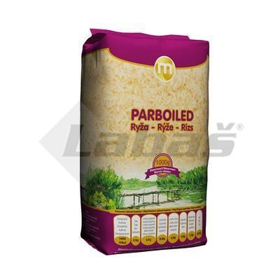 Picture of RICE PARBOILED 1kg MÁNYA