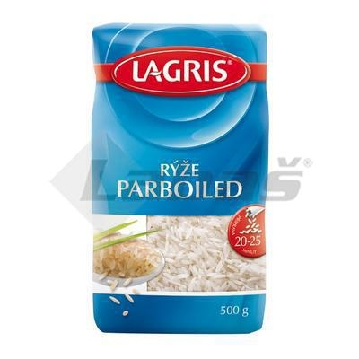 Picture of PARBOILED RICE 500g LAGRIS