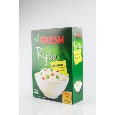 Picture of BOILED RICE BOILED RICE 4x100g FRESH