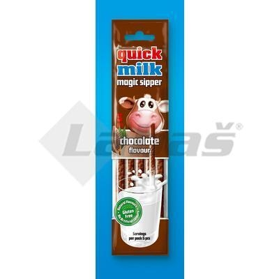 Picture of CHOCOLATE STRAWBERRY FOR MILK 30g