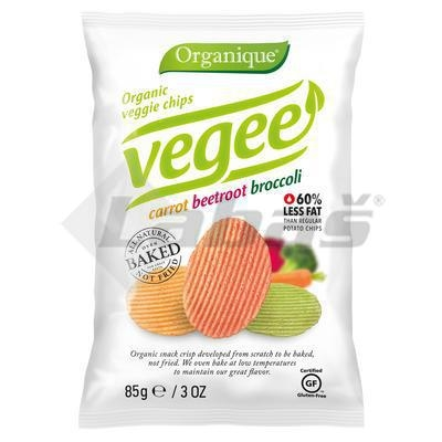 Picture of SNACK BIO VEGEE VEGETABLES 85g ORGANIQUE BEZLEP