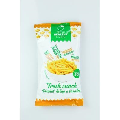 Picture of SNACK FLAVOR KITCHEN BASIL 50g FRESH HEALTHY LIVING