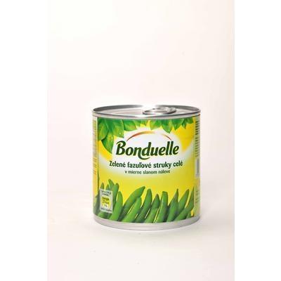 Picture of BEANS STRENGTH GREEN WHOLE 425ml 295g / PP 220g VAPEUR BONDUELLE