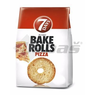 Picture of BAKED PIZZA BISCUITS 80g BAKE ROLLS