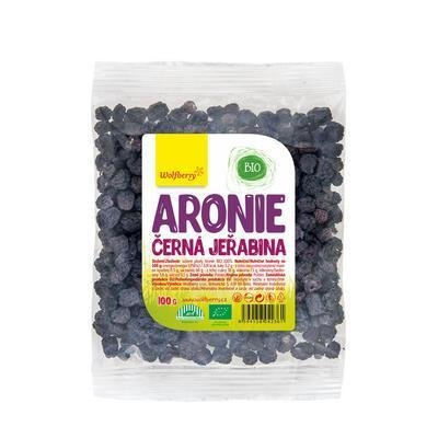 Picture of DRIED FRUIT ORGANIC FRUIT 100g WOLFBERRY