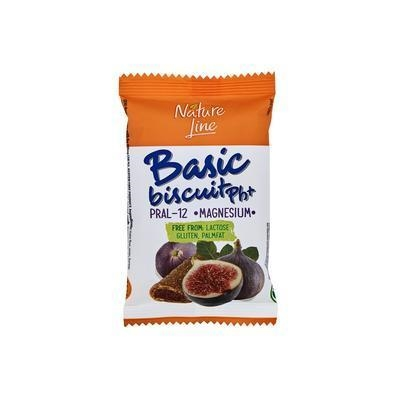 Picture of BISCUITS BASIC BISCUITS PH + FIGA 50g NATURE LINE GLUTEN-FREE