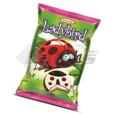 Picture of LADY BIRD BISCUITS 25g
