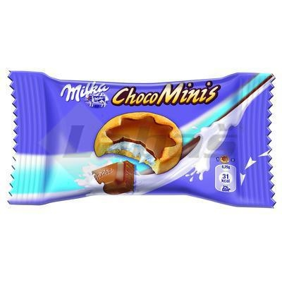 Picture of MILKA CHOCO MINIS BISCUITS 37.5g
