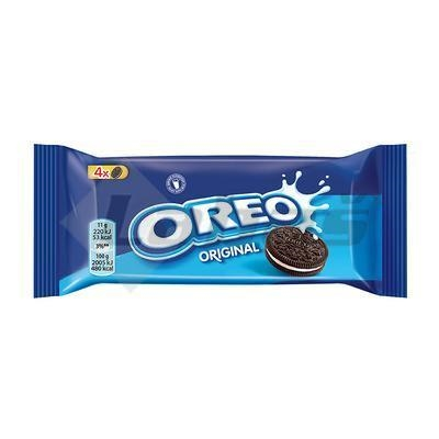 Picture of OREO ORIGINAL BISCUITS WITH VANILLA FILLING 44g