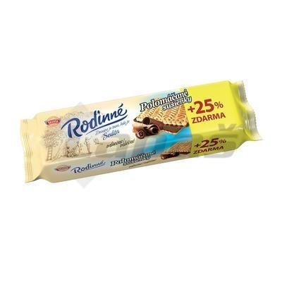 Picture of BREAKED FAMILY MILK BISCUITS 100g + 25% SEDITA