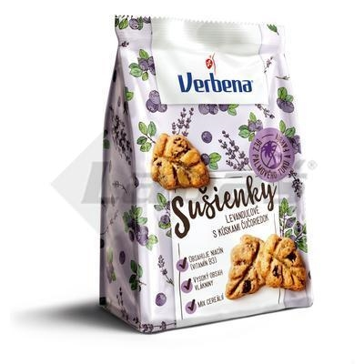 Picture of VERBEN LAVENDER BISCUITS + BLUEBERRY 90g