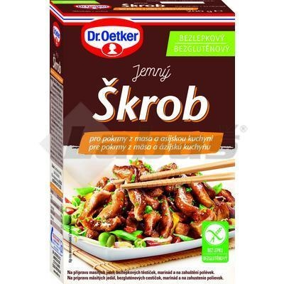 Picture of STARCH FOR MEAT MEALS 200g OETKER BEZLEP