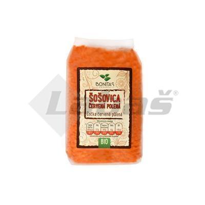 Picture of ORGANIC RED POLE LENS 500g BONITAS